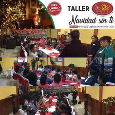 """Taller """"Navidad sin ti""""  En Funerales San Isidro sumamos esfuerzos para hacer más fáciles, los momentos más difíciles. ¡Gracias por su confianza!   #26añossirviendoconsentidohumano"""