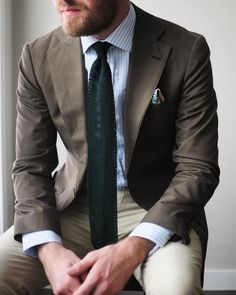 Was würde perfekt zu diesem Outfit passen? Das neue KEPLER Etui! Jetzt 15% Rabattcode sichern: PINTERESTSECRET #gentleman