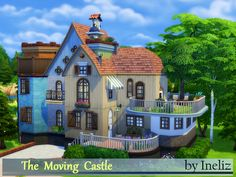 There is a magic castle in the neighborhood?! Some people claim that they have seen this bizarre-looking house walking at night! Many citizens argue that an evil wizard lives there, who likes to...