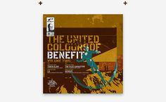 The United Colours of Benefit Force on Behance