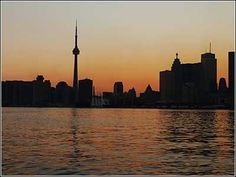 Toronto skyline on August The Northeast Blackout. What's your blackout story? Toronto Skyline, My Town, Cn Tower, Ontario, North America, Past, The Neighbourhood, Canada, In This Moment