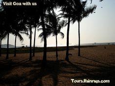 Tourist Attraction India: Miramar, Panaji Goa | tour & travel packages india