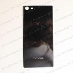 Doogee Y300 Battery Cover 100% Original New Durable Back Case Mobile Phone Accessory for Y300