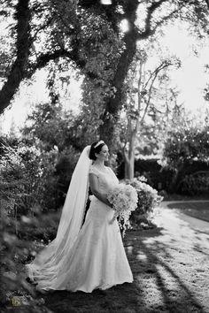 Elegant Vintage Gardens Wedding: Linda + Joshua - Dawn Kelly Photography Blog