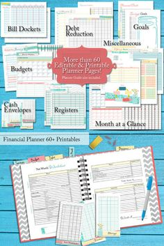Spice Up Your Planner With These HalloweenThemed Budget Planner