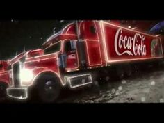 The full Coca Cola Christmas 2010 advert! More videos availble on our channel. You can send in your own videos or suggest a video; Coca Cola Weihnachtstruck, Coca Cola Santa, Coca Cola Christmas, Pepsi, Christmas Music, Christmas Movies, Christmas Time, Christmas Adverts, Xmas