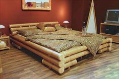 Beau Lit Bambou Lit Bambou, Beaux Lits, Idées De Décoration Intérieure,  Chambre,