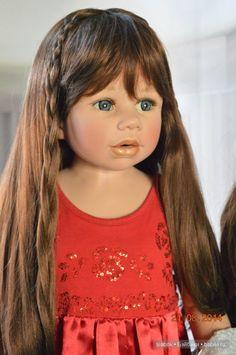 Мои милые большие девочки Моники Левениг / Коллекционные куклы Masterpiece dolls / Бэйбики. Куклы фото. Одежда для кукол