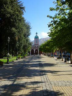 San Jose de Maipo in the Andes near Santiago de Chile - Global Introvert