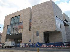 Nowy budynek wrocławskiego Teatru Muzycznego Capitol #Wroclaw
