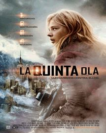 The Wave - Movie Poster Size 24 x Inches , Glossy Photo Paper (Thick - Chloe Grace Moretz, Nick Robinson The 5th Wave Movie, The 5th Wave 2016, The Fifth Wave, No Wave, Nick Robinson, Rent Movies, Hd Movies, Movie Film, Oscar Movies