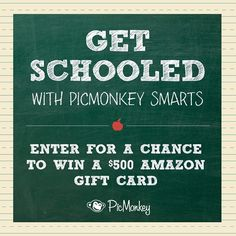 The Educators' Spin On It: Back to School Fun with PicMonkey on Pinterest