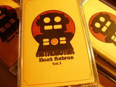 Beat Sutras Vol. I - Limited Tape Edition #Beats #Samples #Cassette #Astroboter
