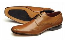 Apron tie shoe made from soft calf leather, featuring a squared off toe shape, handcrafted in India. Size 9 please Tan Shoes, Shoe Boots, Oxford Shoes, Dress Shoes, Boots For Sale, Toe Shape, Brogues, Calf Leather, Calves