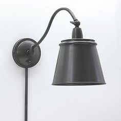 great for bedside lighting, or over headboard (Syd's)