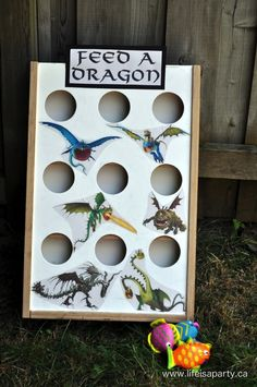 How+To+Train+Your+Dragon+-The+Activites
