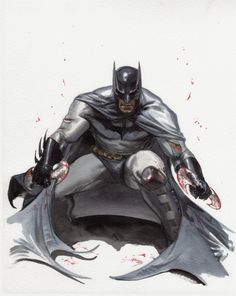 Batman by Gabriele Dell'Otto