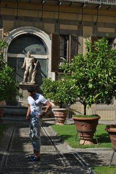 discovering Florence