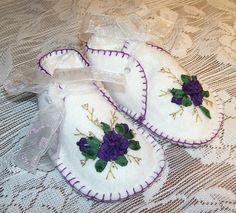 silk ribbon embroidery -