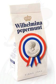Wilhelmina Pepermunt - the original Dutch mints Typical Dutch Food, Dutch Netherlands, Dutch People, Going Dutch, Dutch Recipes, The Beautiful Country, My Heritage, Belgium, My Love