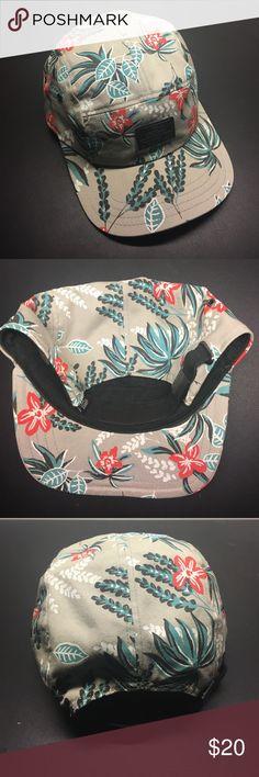 Vans • Five Panel • Floral Print Men's Vans Accessories Hats