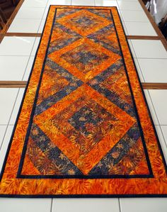 Quilts For Sale, Fall Season, Table Runners, Collaboration, Best Gifts, Environment, Fabrics, Smoke Free, Free Shipping