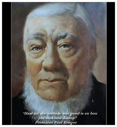 PRES. PAUL KRUGER South Africa, Presidents, History, Van, Fictional Characters, Travel, Africans, Historia, Viajes