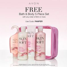 Christine's Beauty Shop - AVON: Give Your Skin the Royal Treatment!
