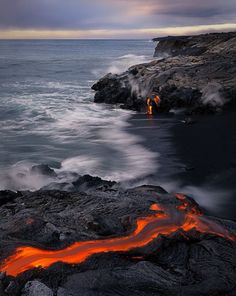 - Volcanic Eruptions In Hawaii -