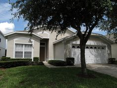 2240 Wyndham Palms Way, Kissimmee FL is a 4 Bed / 2 Bath vacation home in Windsor Palms Resort near Walt Disney World Resort