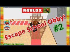La Scienza di Giacomo ♦ Roblox PC Gameplay [#2] ♦ Escape School Obby! Un...