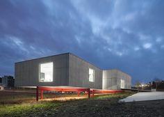 Biokilab Laboratories by Taller Básico de Arquitectura
