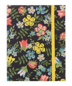 Medium Edenham Print Fabric Notebook, Liberty London.