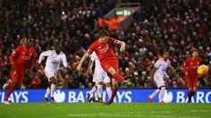 Liverpool vs Swansea City 1-0 29/11/2015 LivTV