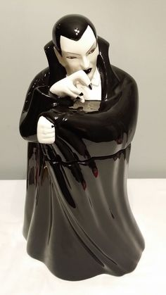 Count Dracula Cookie Jar, Treasure Craft Limited 288 COA,