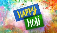 Wishing you a very Happy Colourful Holi… May this Holi sprinkles colours of Joy, Happiness and Love. #Happyholi2016