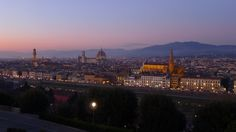 Florence...where I want to be right now