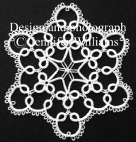 Cariad-tatting.co.uk - Free tatting patterns!
