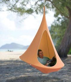 Hanging Cocoon: Your #innovation #gadgets