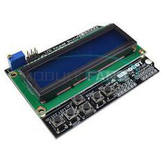 para arduino junta de expansion 1602 lcd board teclado escudo azul retroiluminacion - Categoria: Avisos Clasificados Gratis  Estado del Producto: Nuevo Para Arduino junta de expansiAn 1602 Lcd Board Teclado Escudo azul retroiluminaciAn Valor: USD2,79Ver Producto