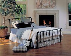 Hillsdale 1654BFR Janis Full Sleigh Bed