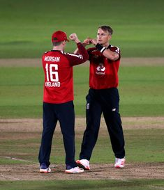 Tom Curran, Eoin Morgan, Chris Jordan, Leadership Qualities, Cricket, Victorious, Toms, Australia, Running