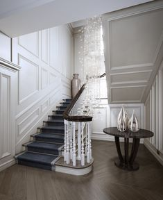 empreinte int rieure r alisations achievements pinterest empreinte int rieur et boiseries. Black Bedroom Furniture Sets. Home Design Ideas