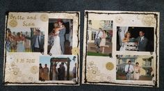 my cousin's wedding - Scrapbook.com