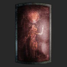 Solar Maiden / Dark Souls 2′s Shield Design Contest