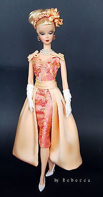 OOAK Fashion for Silkstone Barbie and FR by Rebecca
