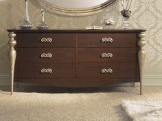 Commode à 6 tiroirs. Mod: PA9607 Girls Bedroom, Dresser, Design, Tables, Tattoo, Furniture, Home Decor, Home, Shared Bedroom Girls