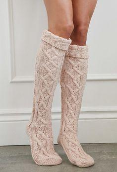 Slipper socks for those times when socks aren't enough.