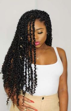 85 Box Braids Hairstyles for Black Women - Hairstyles Trends Twist Braid Hairstyles, Braided Hairstyles For Black Women, My Hairstyle, Girl Hairstyles, Black Hairstyles, Fancy Hairstyles, Perfect Hairstyle, Goddess Hairstyles, Gorgeous Hairstyles