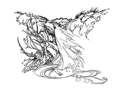'Undine' – Illustrated by Arthur Rackham…